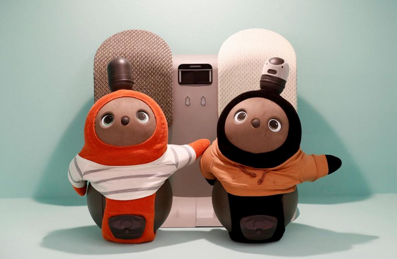 Робот-компаньон Lovot создан для любви