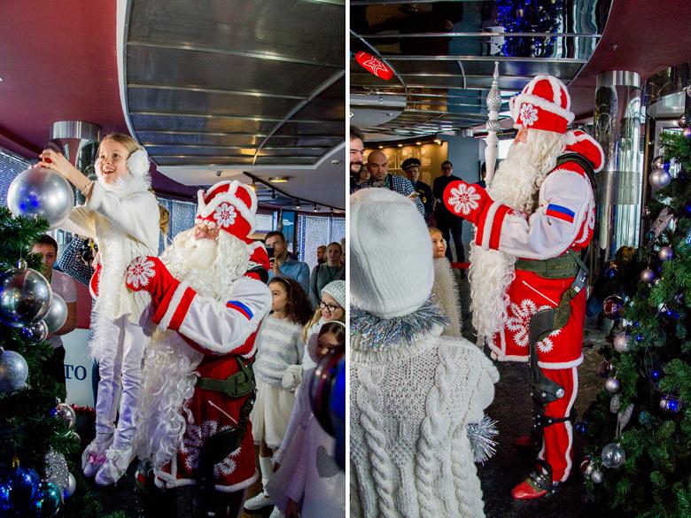 Дед Мороз с экзоскелетом — уже не фантастика, а реальность «Ростеха»