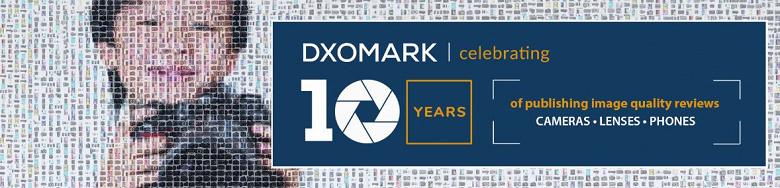 DxOMark отмечает 10-летие и обещает расширить методику тестирования камер смартфонов
