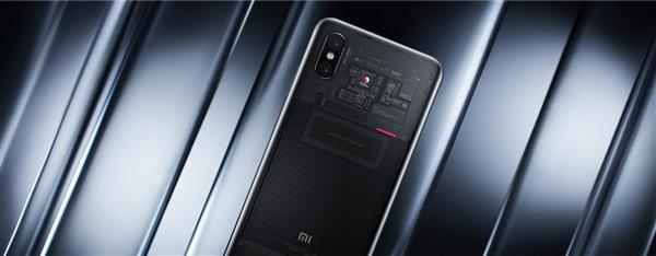 Камеру смартфона Xiaomi Mi 8 Explorer Edition подтянули до уровня Xiaomi Mi Mix 3