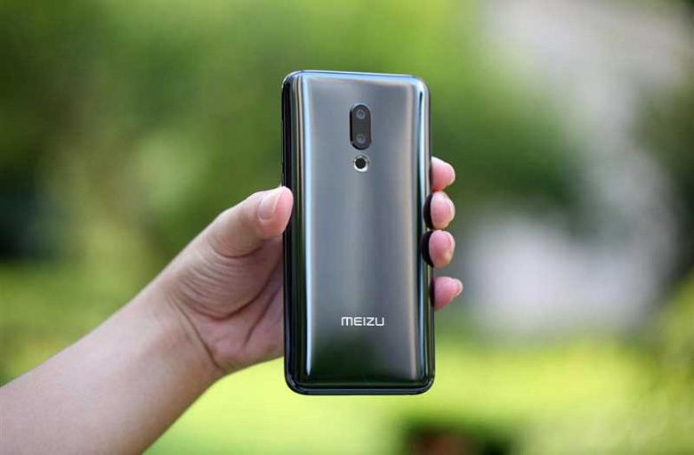 Обновление Flyme 7 улучшило камеру на смартфонах Meizu 16th и 16th Plus