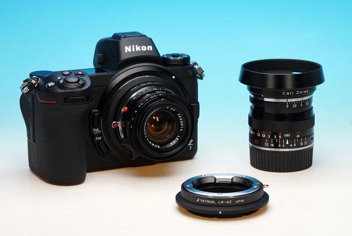 Rayqual выпускает переходники SC-NZ и LM-NZ для камер Nikon Z