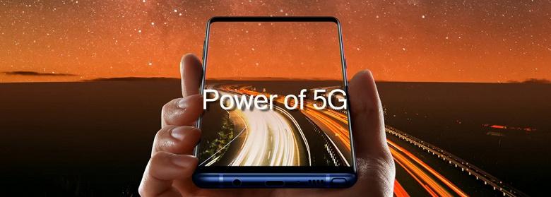 Samsung будет первой на американском рынке смартфонов с 5G