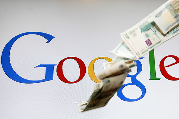 Google согласилась выплатить штраф 500 000 рублей за нарушение российского законодательства