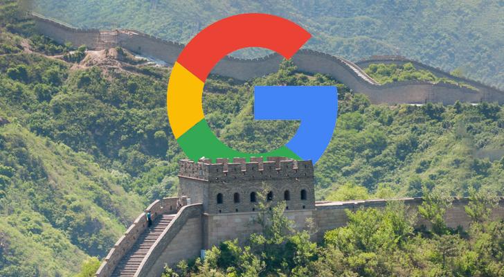 Из-за скандалов Google прекратила работу над китайской поисковой системой с цензурированием
