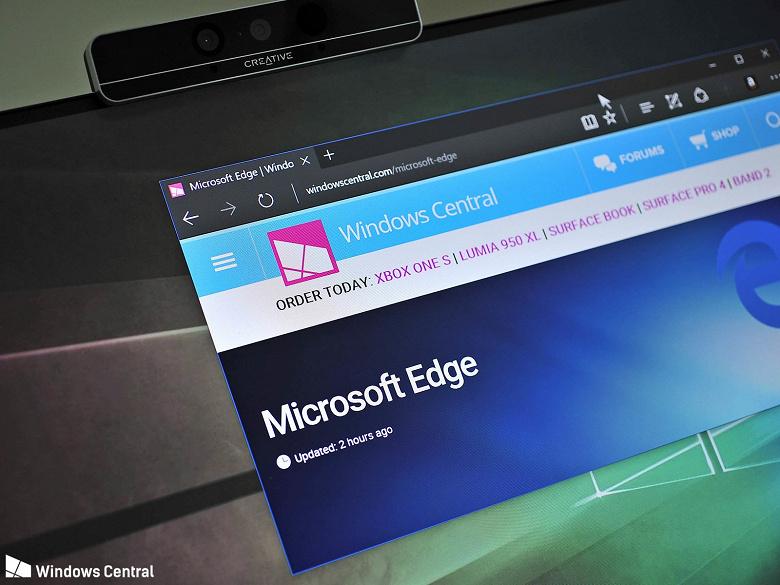 Прощай, Edge! Microsoft переведёт свой браузер на движок Chromium