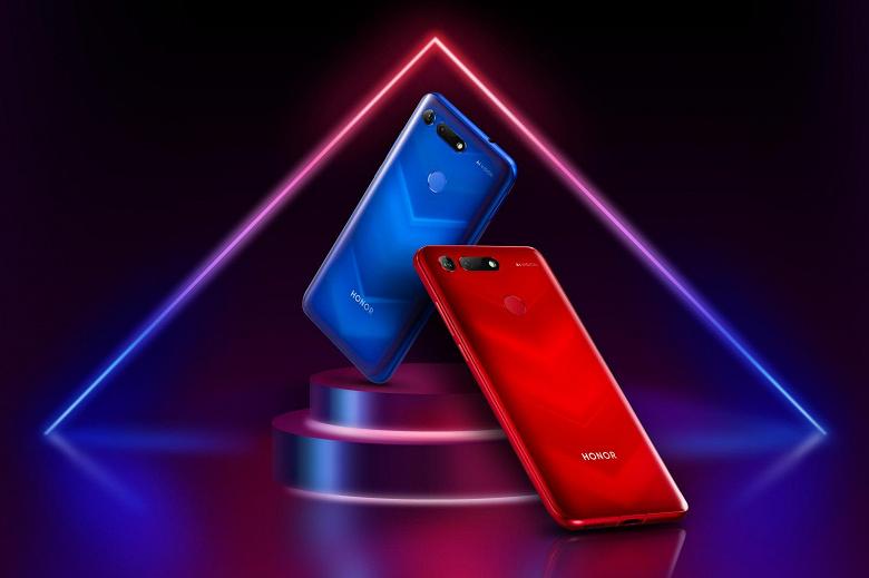 Смартфон Honor V20 представлен официально: SoC Kirin 980, 48-мегапиксельная камера, режим ПК и АКБ емкостью 4000 мАч за $435