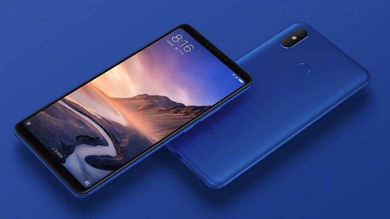 Большой смартфон Xiaomi Mi Max 4 с SoC Snapdragon 720 ожидается в мае 2019