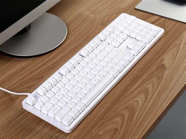 Xiaomi представила механическую клавиатуру за48 долларов