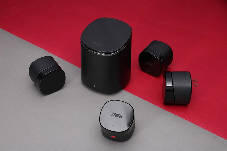 Аудиосистема для умного дома Mercku Canopy включает колонки Hummingbird и компоненты ячеистой сети Wi-Fi