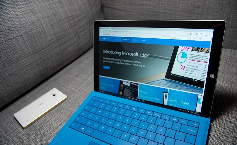 Теперь официально. Microsoft переведёт браузер Edge на Chromium