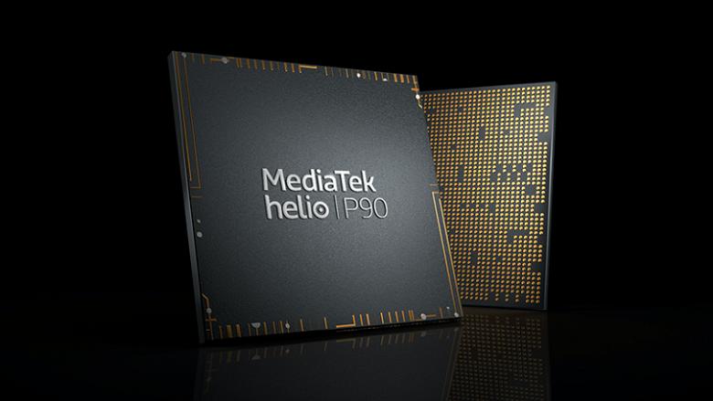 Представлена SoC MediaTek Helio P90, разработчики обещают флагманскую производительность в смартфонах среднего уровня