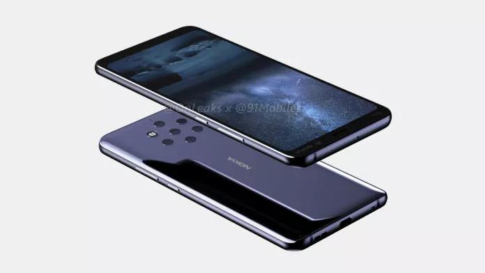 Пятикамерный Nokia 9 PureView получил необходимый перед выходом сертификат