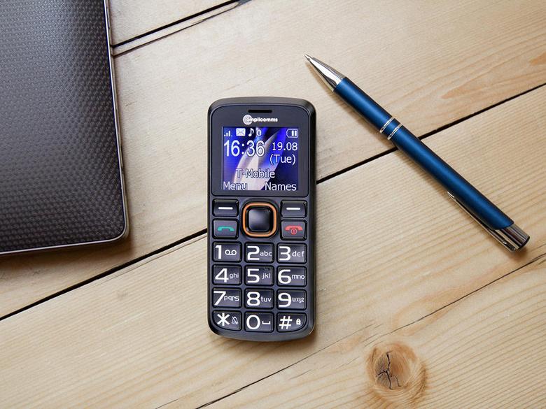 Каждый четвёртый проданный в мире мобильный телефон — это всё ещё обычный кнопочный аппарат
