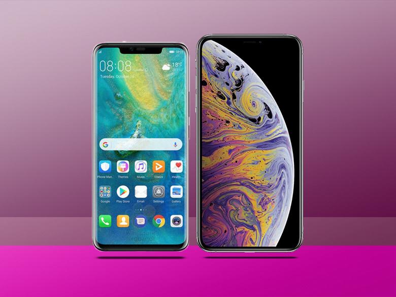 Huawei может обойти Apple на рынке смартфонов уже по итогам нынешнего года