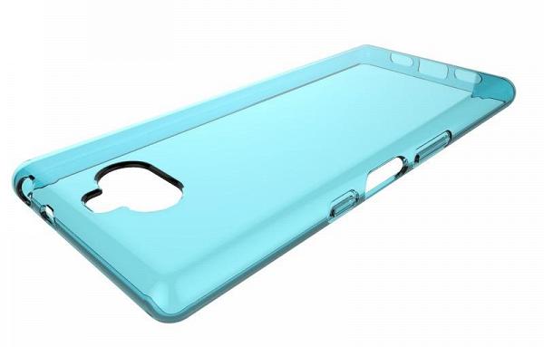 Смартфон Sony Xperia XA3 замечен в Сети