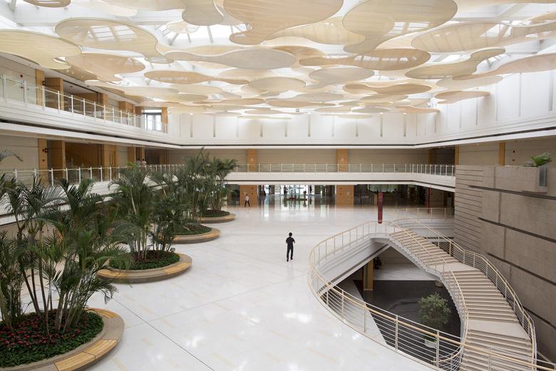 У Huawei есть свой «Белый дом»... и это «секретная» лаборатория