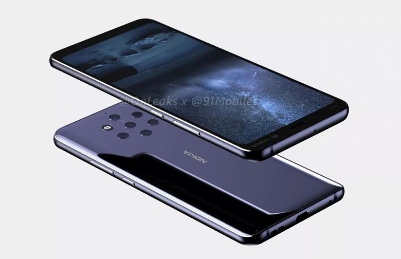 HMD Global изначально была недовольна качеством снимков уникального смартфона Nokia 9, поэтому перенесла анонс