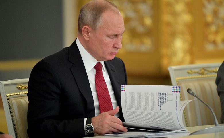 Путин подписал закон об отмене внутрисетевого роуминга по России