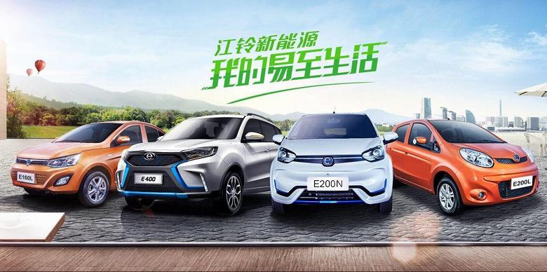 Renault покупает «значительную часть» крупного китайского производителя электромобилей