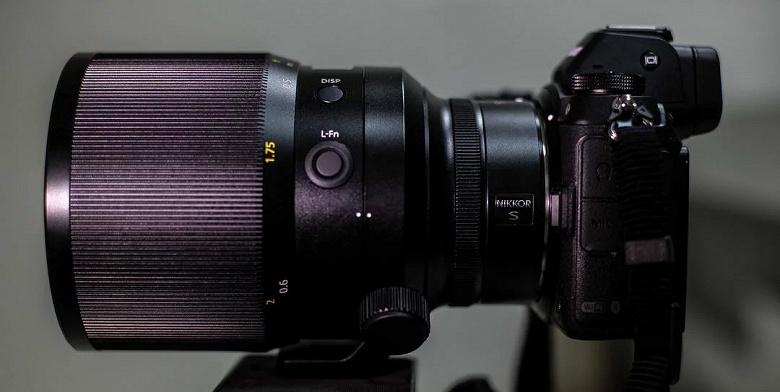 В сети появились «живые» фотографии объектива Nikkor Z 58mm f/0.95 S Noct