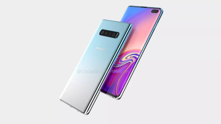 Samsung досрочно начала производство флагманских смартфонов Galaxy S10