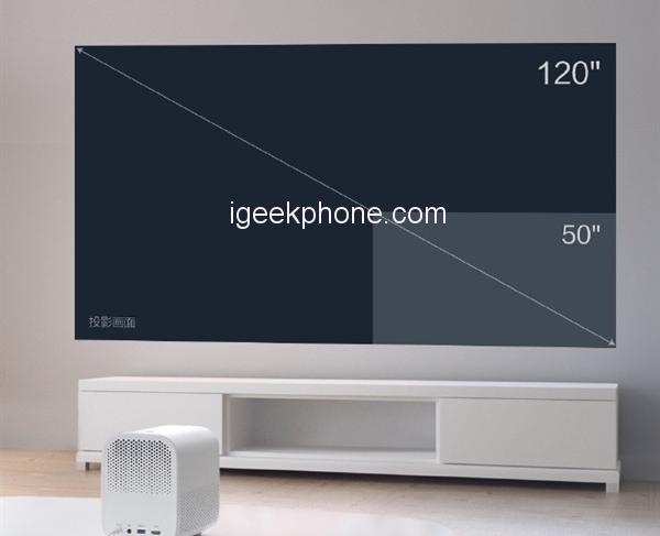 Проектор Xiaomi Mi Home Projector Youth Version оценили в 320 долларов