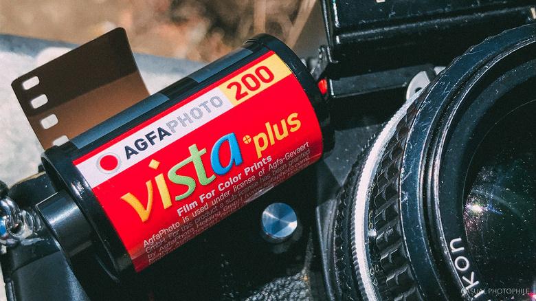 Бренд AgfaPhoto возвращается на рынок фототехники