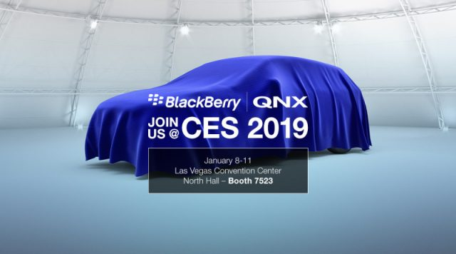 BlackBerry едет на CES 2019, но вовсе не со смартфонами