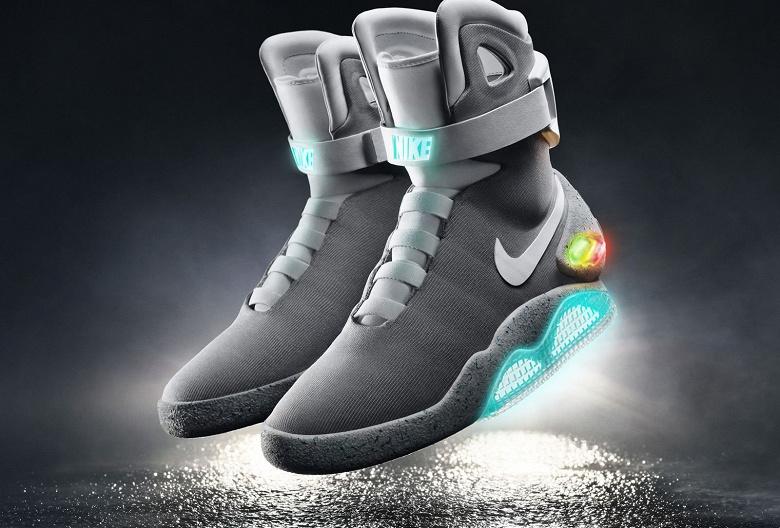 Первые кроссовки Nike с автоматической шнуровкой скоро появятся в магазинах за 350 долларов