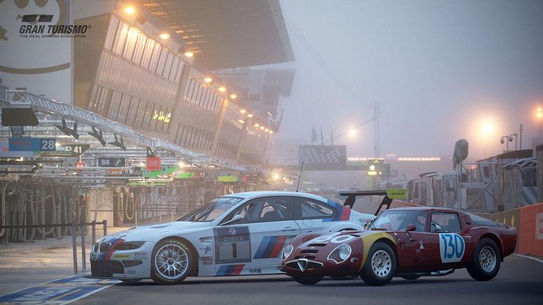 Не только Nvidia. Разработчики серии игр Gran Turismo работают над собственной технологией трассировки лучей в реальном времени