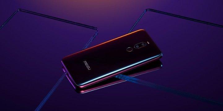 Первый смартфон Meizu с «чёлкой» оказался игровым и доступен в России