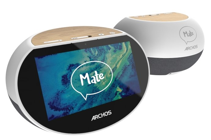 Смарт-дисплеи Archos Hello Mate 5 и Mate 7 непохожи на другие устройства в классе