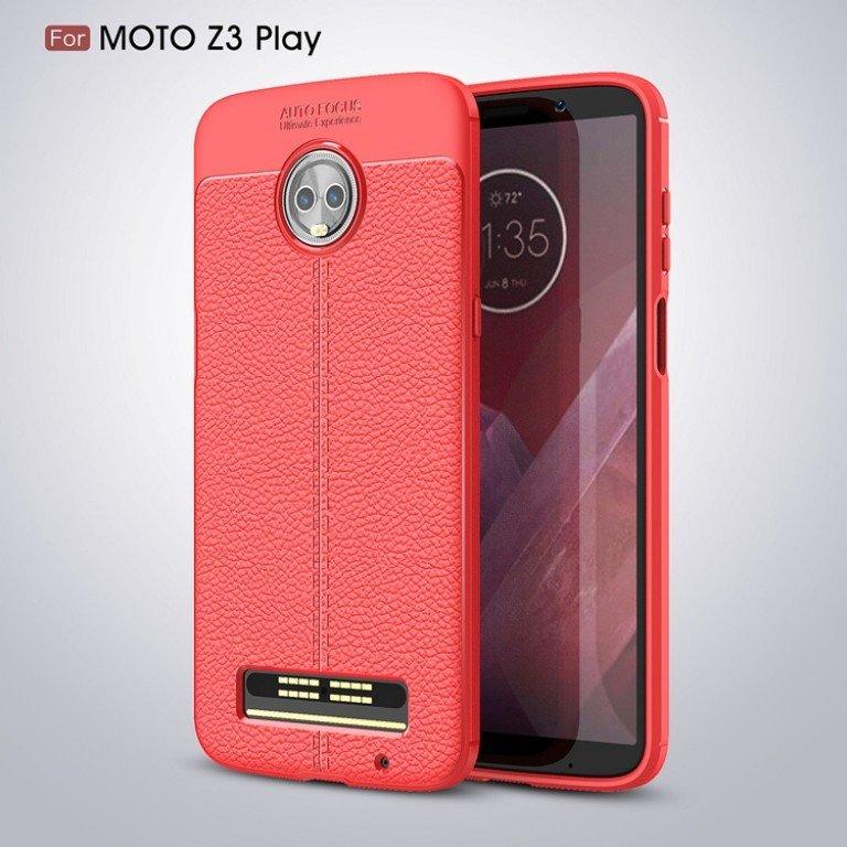 Вглобальной web-сети представлены рендеры Moto Z3 Play