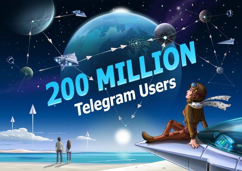 Обновление Telegram даст возможность искать стикеры и посылать фото пачками
