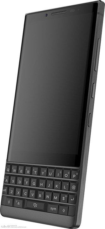 Blackberry Athena