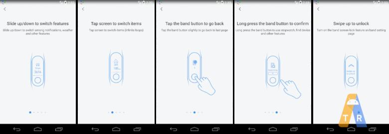 Фитнес-браслет Xiaomi Mi Band 3 получит сенсорный экран и поддержку жестов