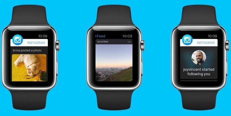 Инстаграм навсегда исчезнет изApple Watch