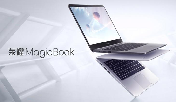 Huawei Honor MagicBook: ноутбук свременем автономной работы до12 часов