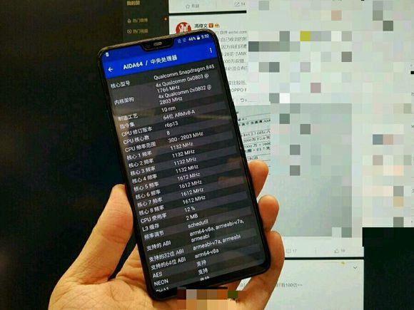 Размещено первое «живое» фото нового телефона OnePlus 6
