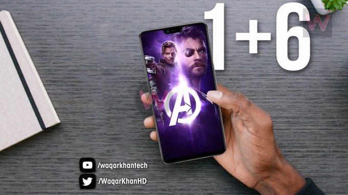 OnePlus выпустит OnePlus 6 встиле «Мстителей»