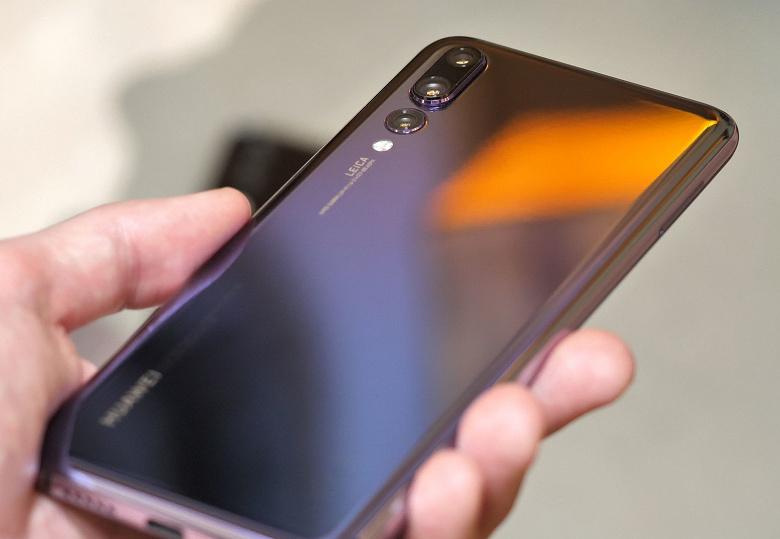 Huawei планирует продать 20 млн смартфонов Huawei P20