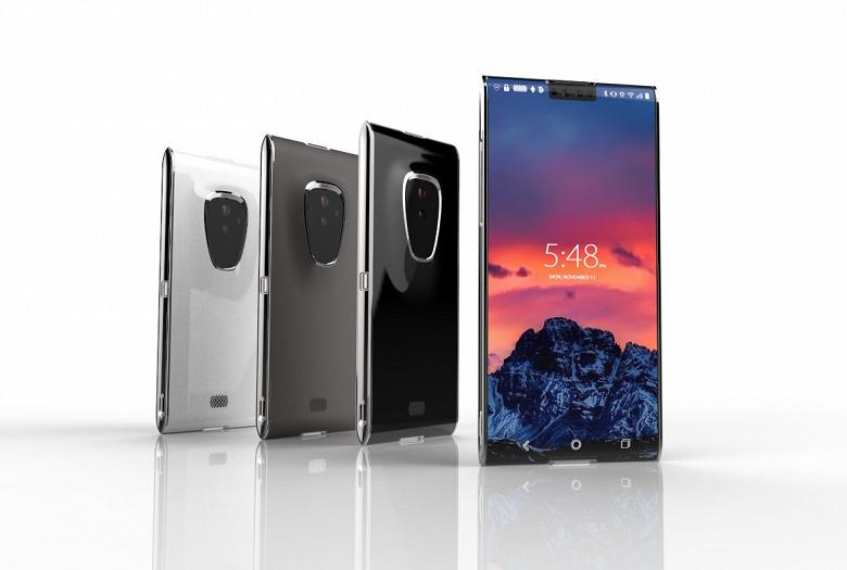 Блокчейн-смартфон Sirin Finney получит флагманские характеристики
