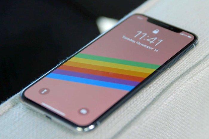 IPhone Xназван наиболее популярным телефоном начала нынешнего 2018г