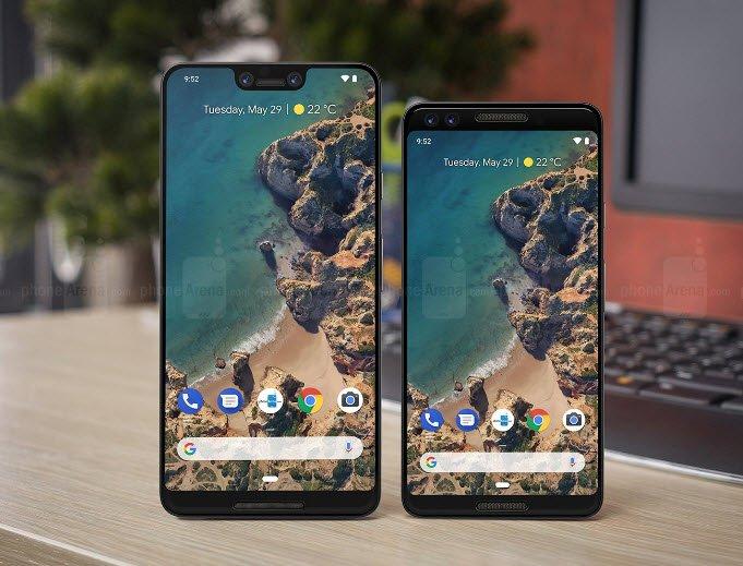 Google Pixel 3 и3 XLвыпустит производитель Nokia