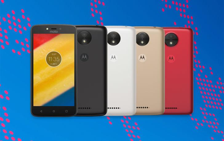 Moto C2 вполне может стать андроид Go-смартфоном