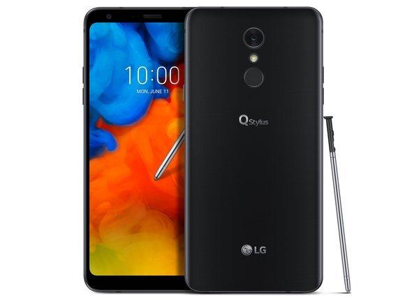LGпрезентовала мобильные телефоны состилусом