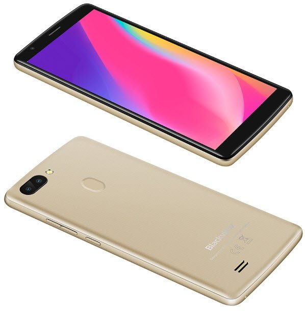 Blackview выпустила новый бюджетный смартфон A20 Pro