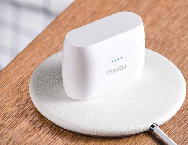 альтернатива Apple Airpods в исполнении Meizu уже появилась россии