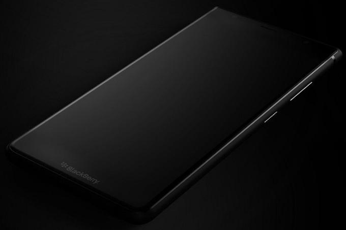 Премиальный смартфон BlackBerry Ghost получит аккумулятор на4000 мА·ч